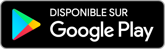 Disponible dans Google Play